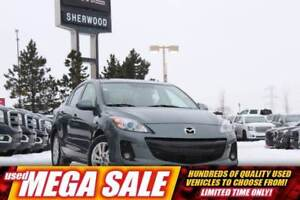 2013 Mazda Mazda3 GS-Sky Auto| Sun| Heat Leath| Rem Start|