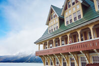 Cooks wanted in Waterton Lakes National Park!!