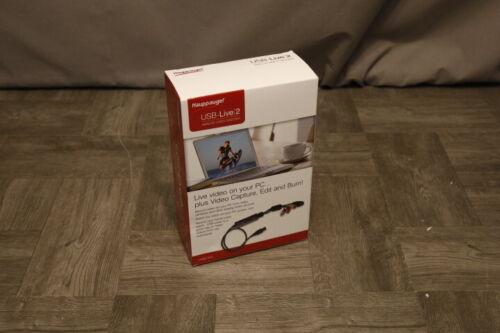 Hauppauge USB-Live2 Analog Video Digital Model 610
