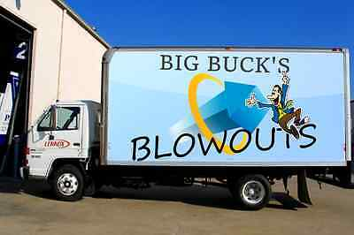 BIG BUCK'S BLOWOUTS
