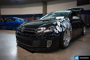 Volkswagen GTI on air/ show car 2010 manual  just $22,000