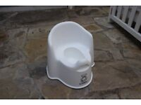 Babybjorn potty trainer