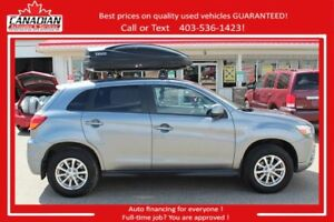 2011 Mitsubishi RVR SE Roof Rack, Financing Available!!