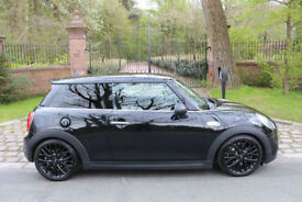 16 PLATE MINI COOPER S AUTO 1 OWN 28,452 MILES JCW EQUIPMENT EXCEPTIONAL EXAMPLE