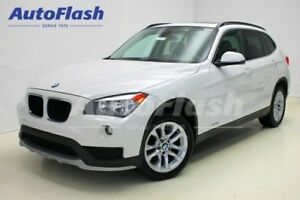 2015 BMW X1 Premium * Bluetooth * Toit-Pano-Roof *