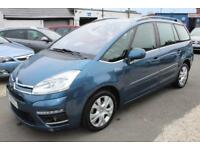 LHD 2012 Citroen Grand C4 Picasso 1.6HDi AUTO ( 110bhp ) VTR+ FRENCH REGISTERED