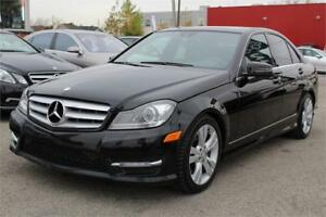 2012 MERCEDES-BENZ C300 4MATIC/AWD XENON,TOIT OUVRANT,BLUETOOTH