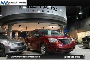 *Safetied* 2008 Chrysler Town & Country Touring *Leather*