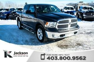 2014 Ram 1500 SLT - Bluetooth, Touchscreen