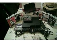 Ps3, slim console 160gb