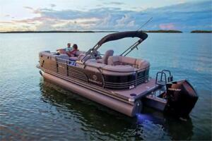 2019 Regency 230 LE3 w/Mercury 200 L FourStroke w/DTS Ctrls