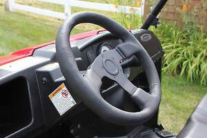 HEAT DEMON UTV Heated Steering Wheel and grips ATV TIRE RACK