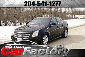 2010 Cadillac CTS Sedan LEATHER