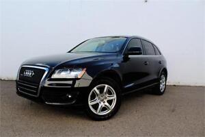 2009 AUDI Q5 QUATTRO 3.2L | CERTIFIED | AWD | LEATHER | SUNROOF