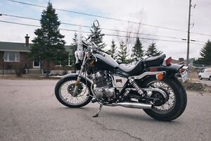 1985 Honda Rebel. Perfect starter bike.