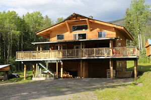16466 Baggerman Road- Houston BC