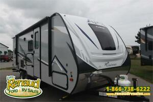 New 2019 Coachmen Apex Nano 208 BHS Travel Trailer