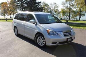 2010 Honda Odyssey EX-L - Rear Entertainment