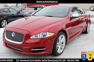 2013 JAGUAR XJL PORTFOLIO 3.0L SUPERCHARGED AWD NAVI/CAMERA