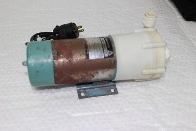 4277 Iwaki Walchem Wmd-30rlzt-115 Magnetic Drive Recirculation Pump