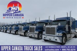 2002 International 9900i - PRICED TO SELL AS IS