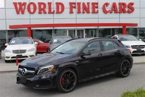 2015 Mercedes-Benz GLA-Class | GLA45 AMG | *Northern Lights Viol