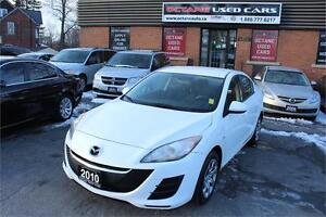 2010 Mazda Mazda3 ACCIDENT FREE - ONE OWNER Get Approved Now!