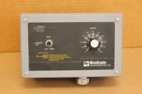 GRAHAM 176B3002 DRIVE