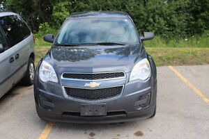 Recently Traded 2011 Chevrolet Equinox LS