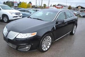 2010 Lincoln MKS AWD Navigation Sunroof