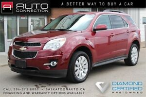 2011 Chevrolet Equinox AWD 2LT ** LEATHER ** BLUETOOTH **