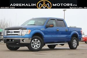 2014 Ford F-150 XTR LEATHER, SUNROOF