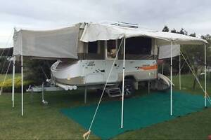 JAYCO SWAN OUTBACK  2011 - October Beaconsfield Upper Cardinia Area Preview