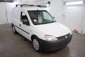 2007 Holden Combo Van/Minivan URGENT SALE Ipswich Ipswich City Preview