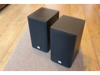 Vintage JBL Bookshelf speakers. Great sound as usual from JBL