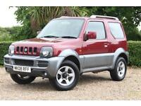Suzuki Jimny 1.3 JLX+ ~~ OFF ROAD 4X4 ~~ 3 DOOR MANUAL PETROL