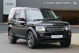image for 2015 Land Rover DISCOVERY DIESEL SW 3.0 SDV6 SE Tech 5dr Auto SUV Diesel Automat