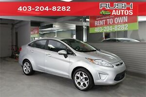 2011 Ford Fiesta SEL **Leather, Alloys, Auto***