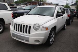 2009 JEEP COMPASS LIMITED 4X4 GARANTIE 12 MOIS