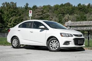 2018 Chevrolet Sonic LT/ LIKE NEW LOW LOW PRICE