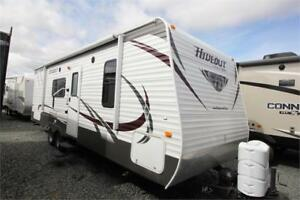 2013 Hideout 26B with Bunks