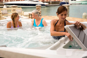 Hot Tub - Save up to an Extra $1000.00