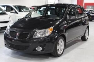 Pontiac Wave SE 4D Hatchback 2009