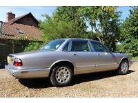 Jaguar XJ Executive 3.2 2002 silver with all the opions