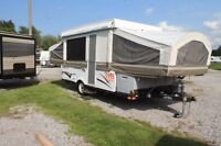 2010 Forest River Tent Trailer