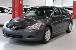 Nissan Altima S 4D Sedan 2.5 at 2012