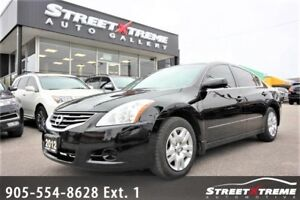 2012 Nissan Altima 2.5 S |Accident Free|6 Speed | Cruise Control