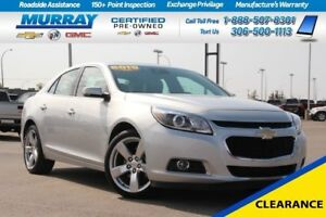 2015 Chevrolet Malibu LTZ FWD*AIR CONDITIONING,REMOTE START*