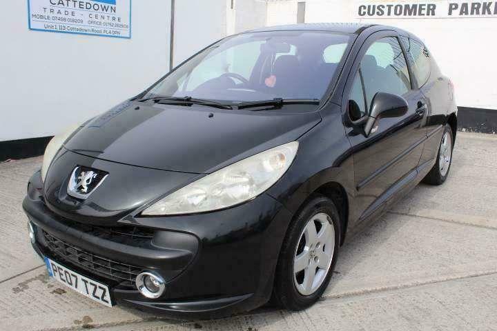 2007 Peugeot 207 1.4 16v Sport 3dr Hatchback Petrol Manual