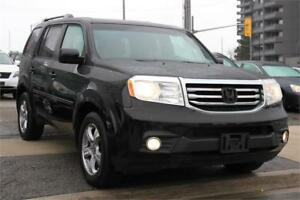 2012 Honda Pilot EX-L *LEATHER ROOF 7SEAT FOGS POWER GROUP*
